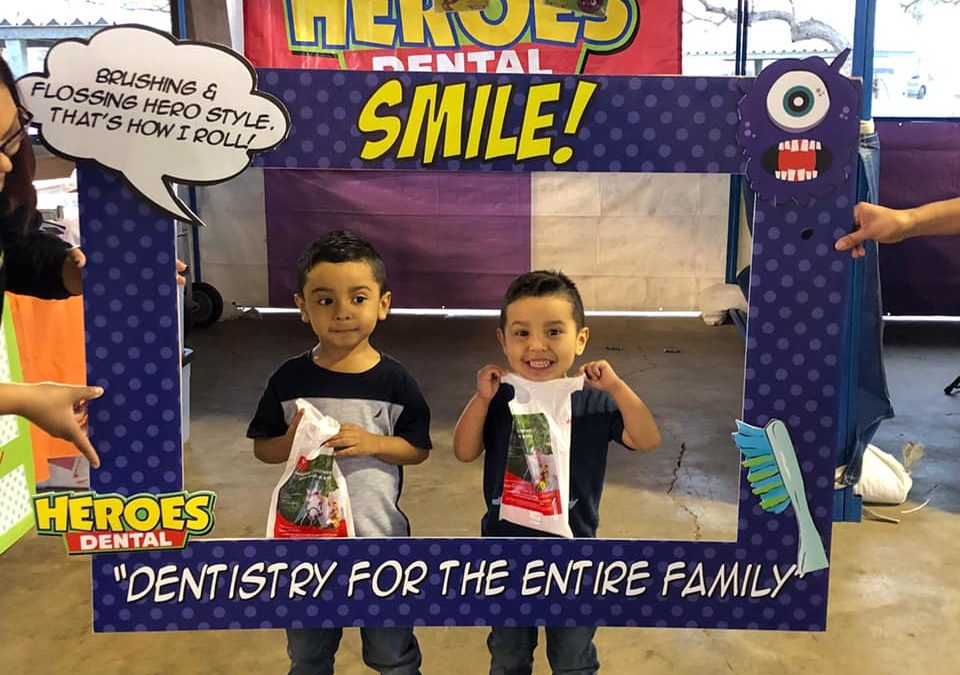 Heroes Dental and the Fiesta Edinburg Adventure!