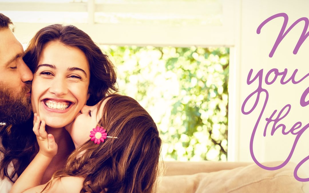 Celebrate Mother's Day With Heroes Dental: We Love Our Super Moms