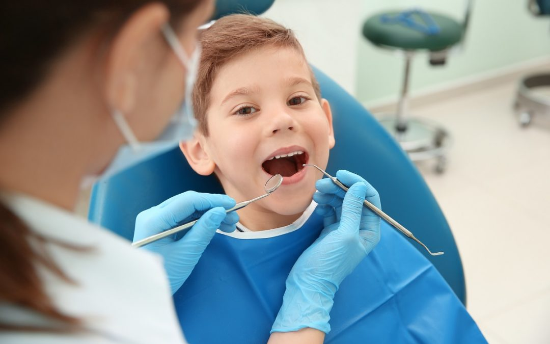 What Parents Need to Know: The Differences Between Fillings and Dental Sealant